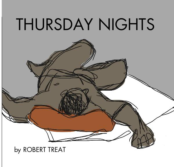 Thursday Nights - A sketchbook of male nudes drawn on an iPad.Buy now >