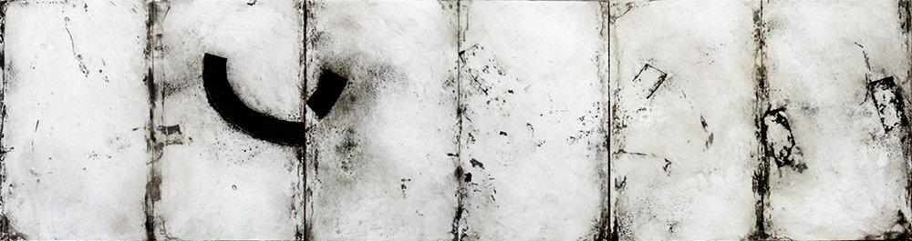 Grid #2 (triptych)