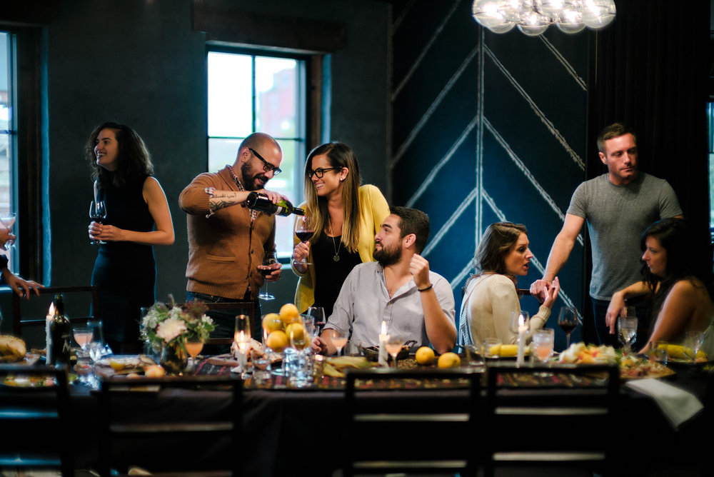 SOCIAL EVENTS - birthdays   anniversaries   brunches   celebrations