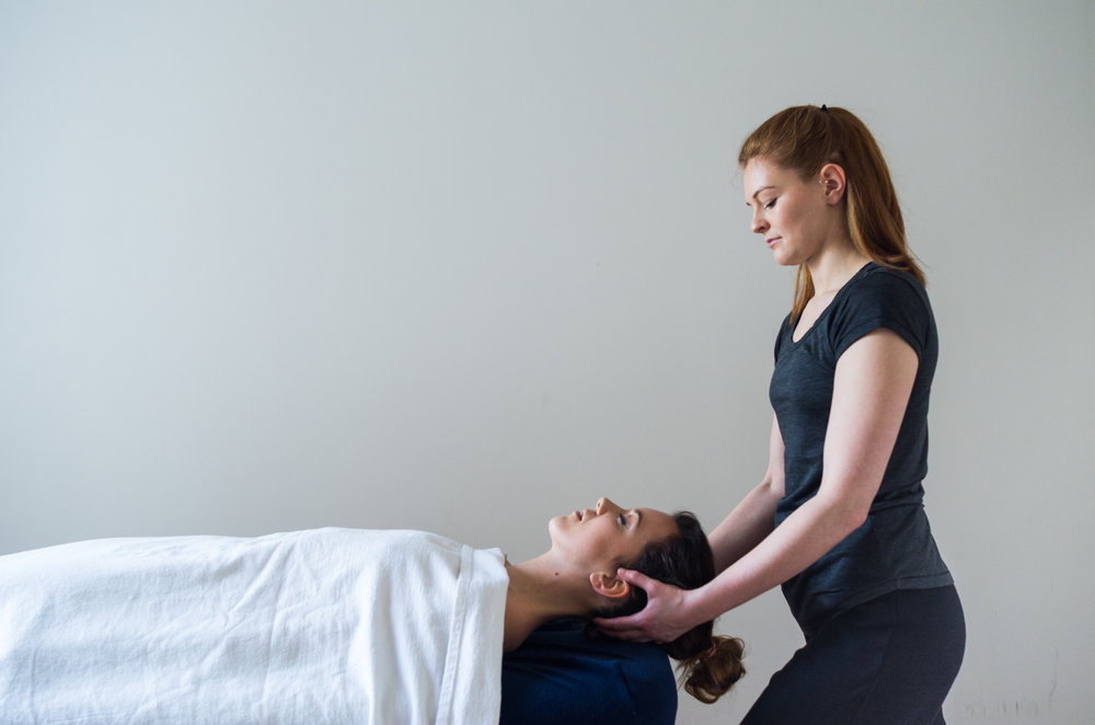 Holistic full body massage benefits