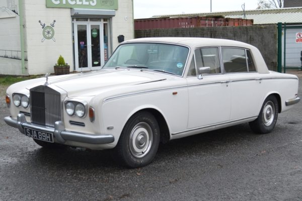 Rolls Royce Silver Shadow - £14,950.00Mileage - 55,000Year - 05/1971SOLD