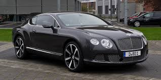Bentley Continental GT -   £100,00.00Mileage - 12,000Year - 05/2016   SOLD