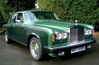 Rolls Royce Silver Shadow II -   £28,995.00Mileage - 50,000   SOLD