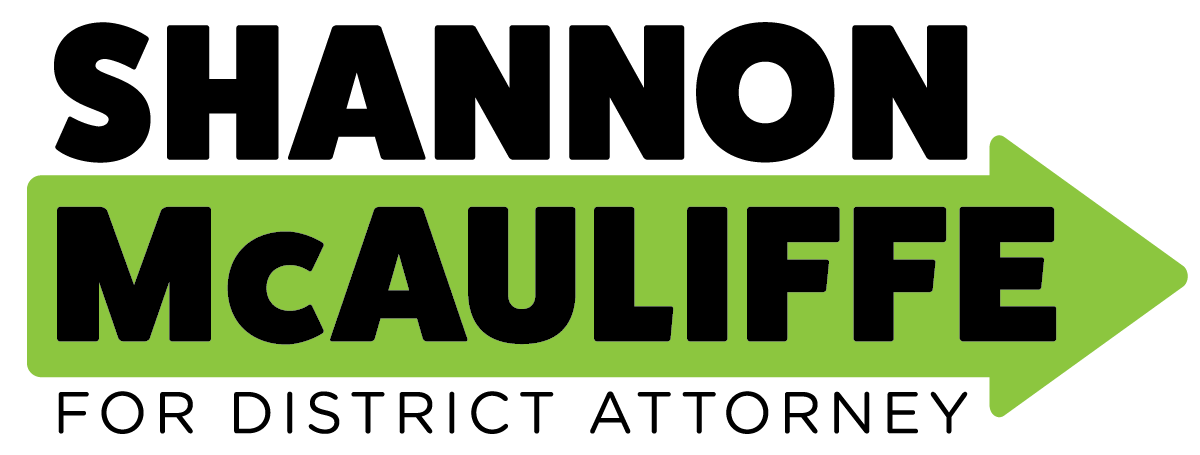 Shannon McAuliffe for District Attorney