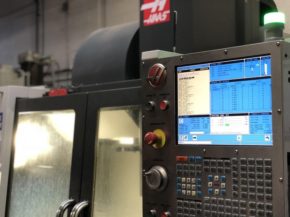 VMC/ CNC Mill -