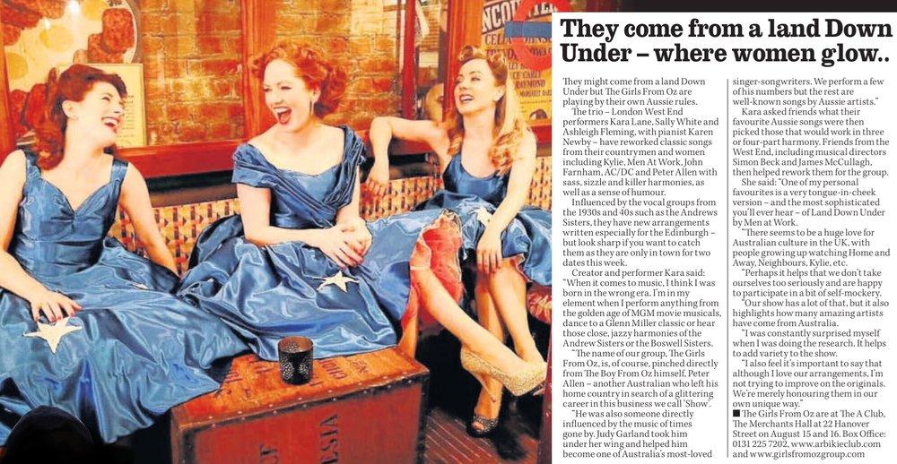 Edinburgh Fest Magazine