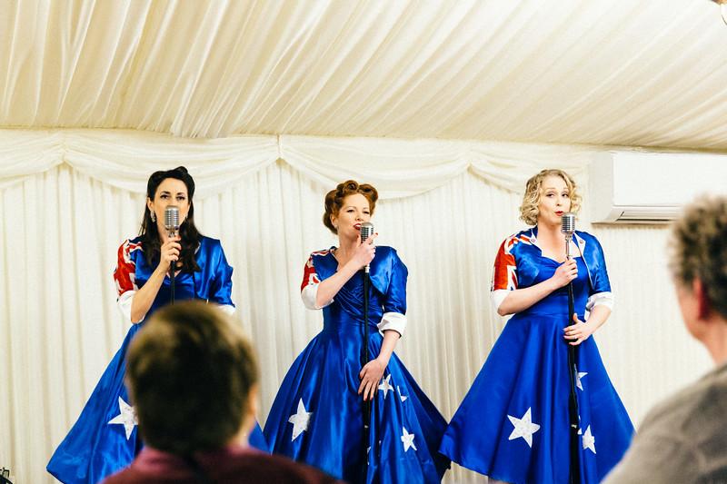 House of Commons, CAANZ event. Simone, Kara and Chloe  Photo credit: Harry Swinnerton