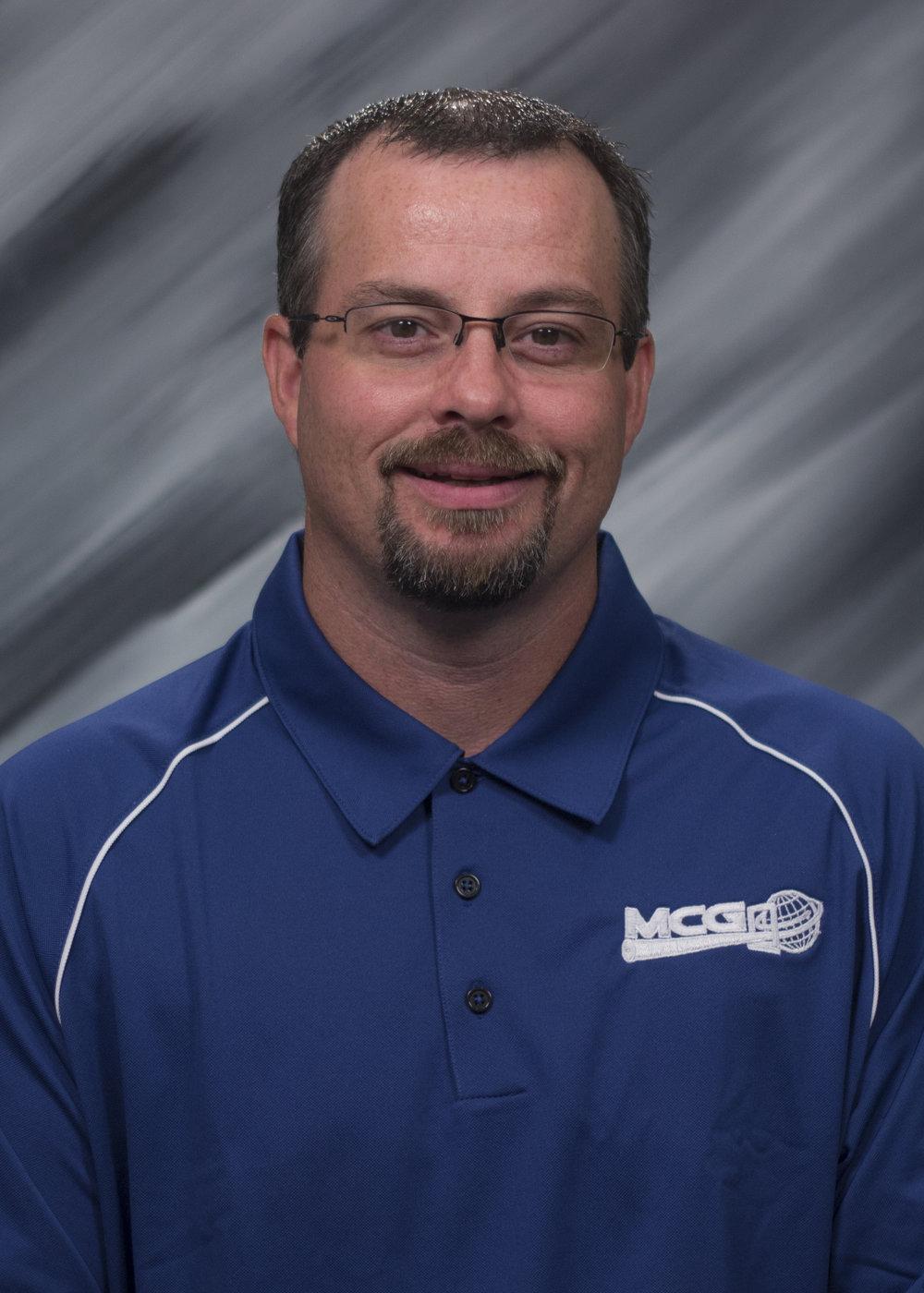 Jason Hewitt, Operational Support Manager