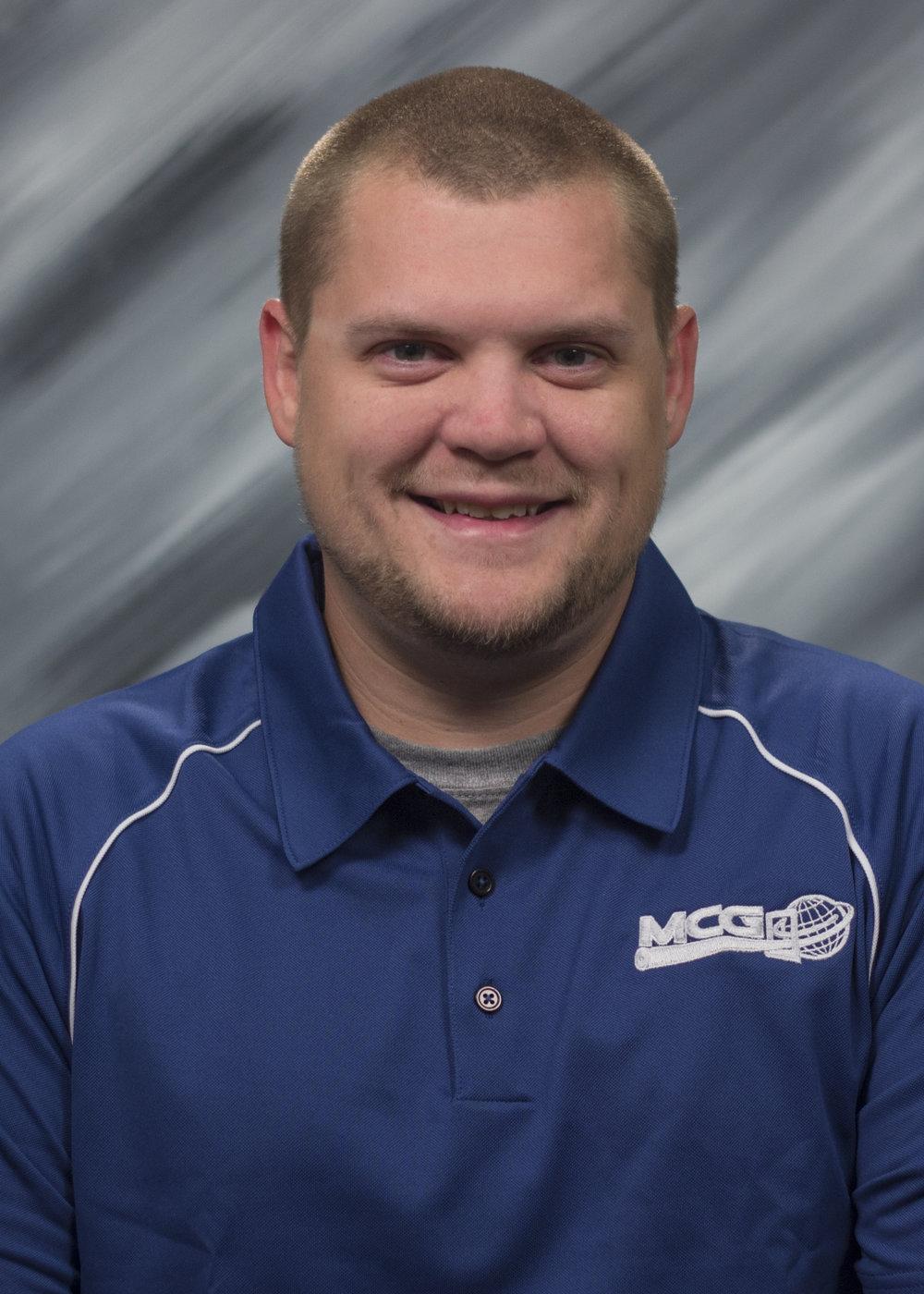 Brandon Hunt, System Administrator