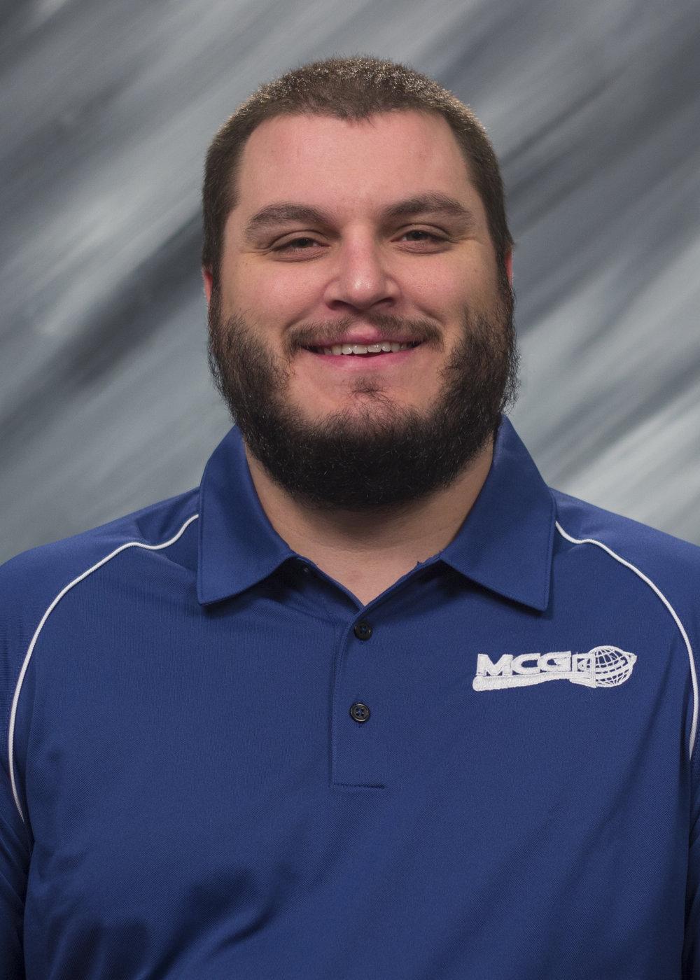Kyle Mitterer, Service Technician