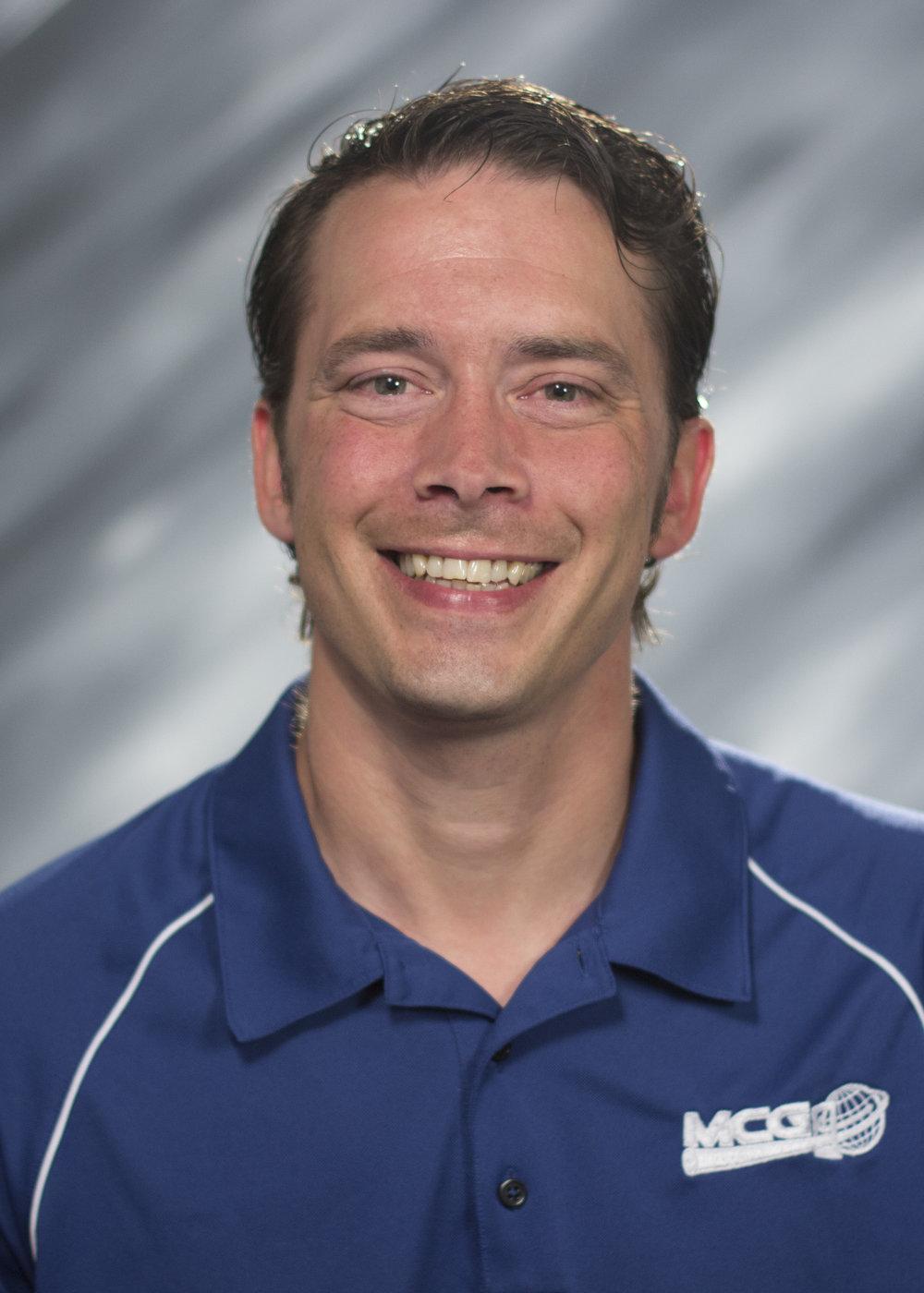 Matt Tippett, Telecom Support Manager