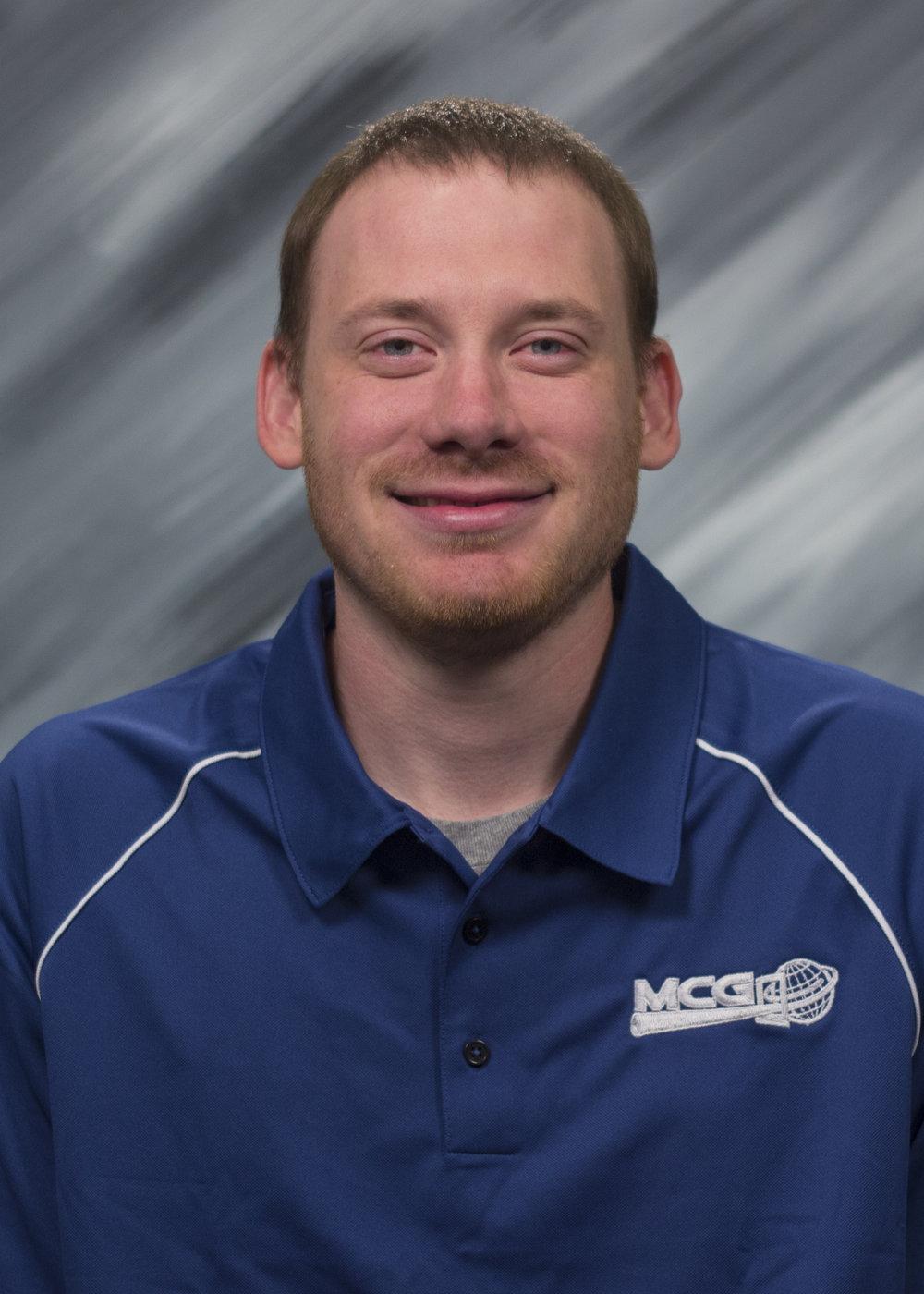 Tyler Weiss, Service Technician