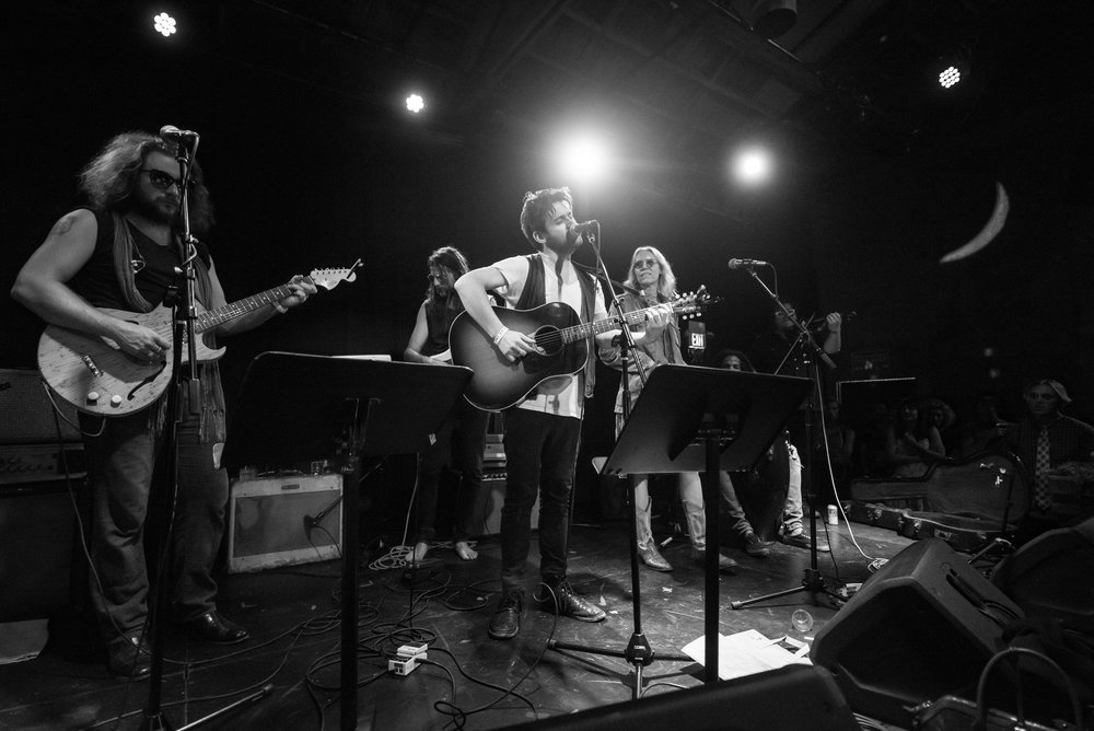 Conor Oberst, JIM JAMES, MiWi La Lupa, Gillian welch, jonathan wilson - Bootleg Theater on July 20th 2016 (photo by Lindsey Best)