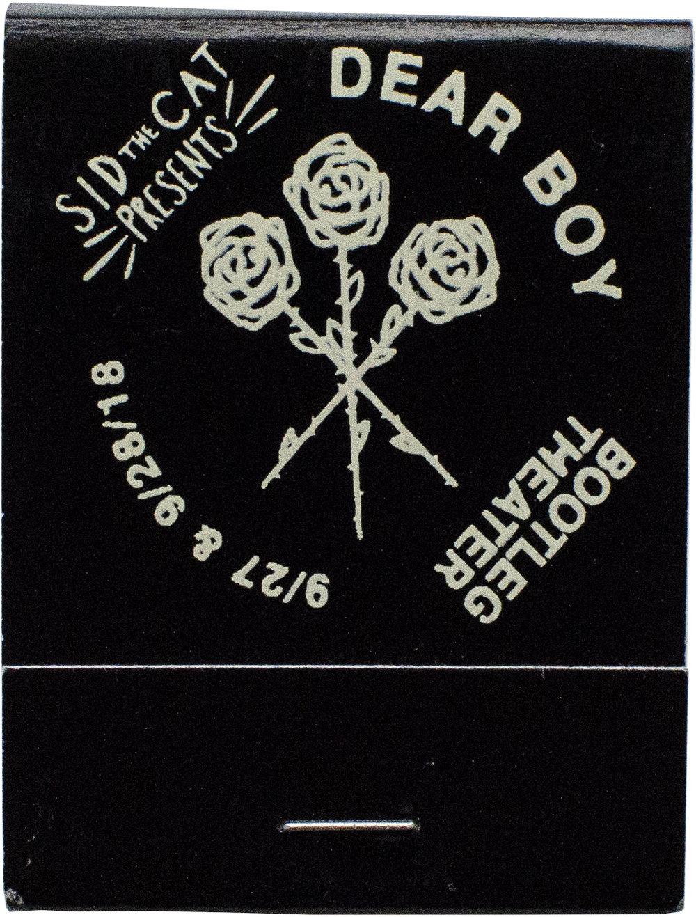 2018.9.27 Dear Boy.jpg