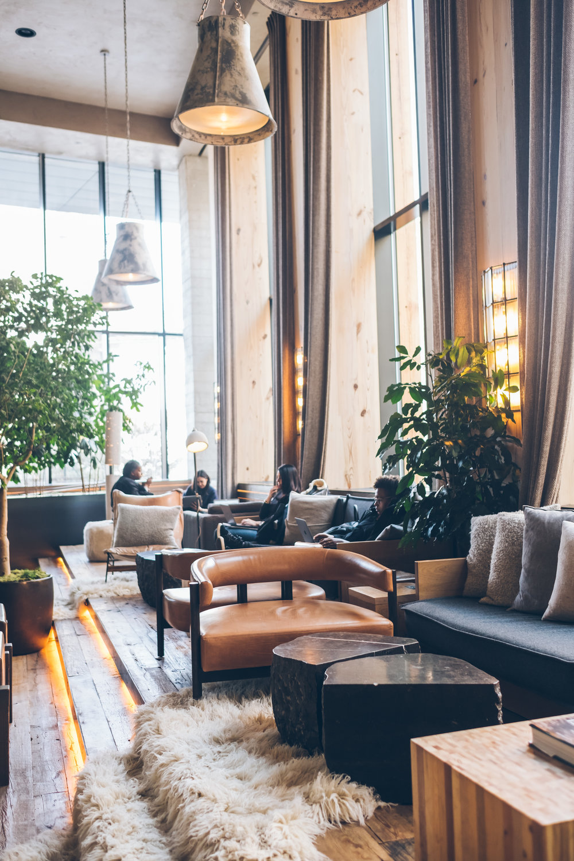 1 Hotel Dumbo Brooklyn New York City Go Staycation