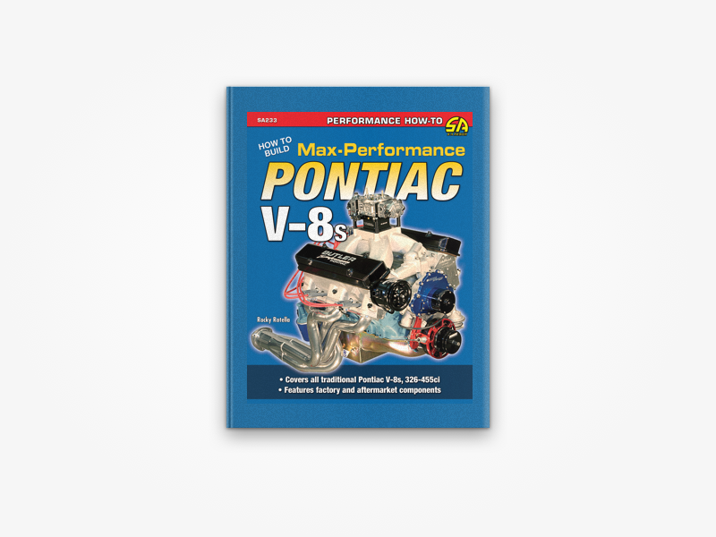 max performance pontiac