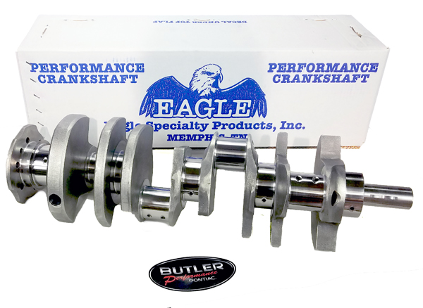 New 3 75-inch Crankshaft for 326 to 400-ci engines from