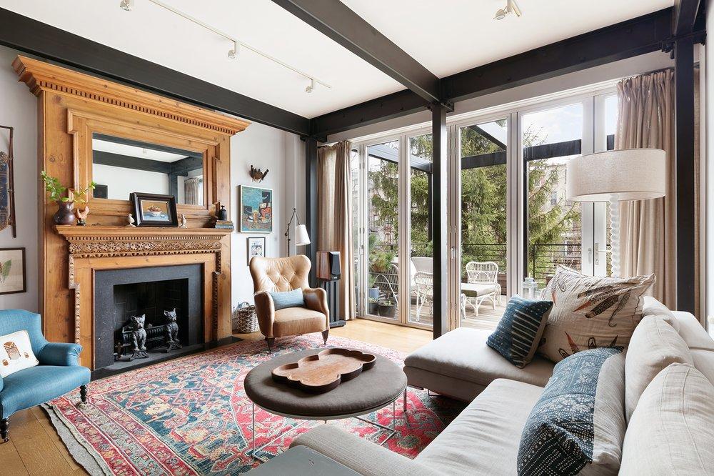 Parlor Floor Living Room