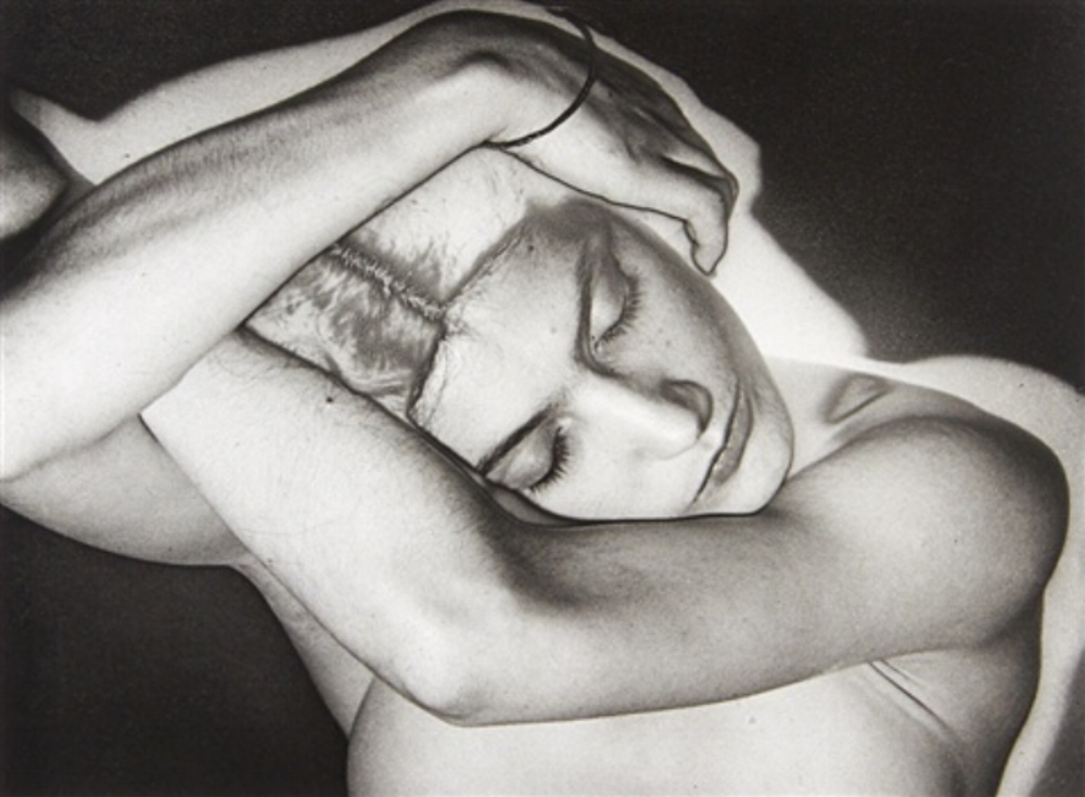 Sleeping Woman 1929 - Man Ray