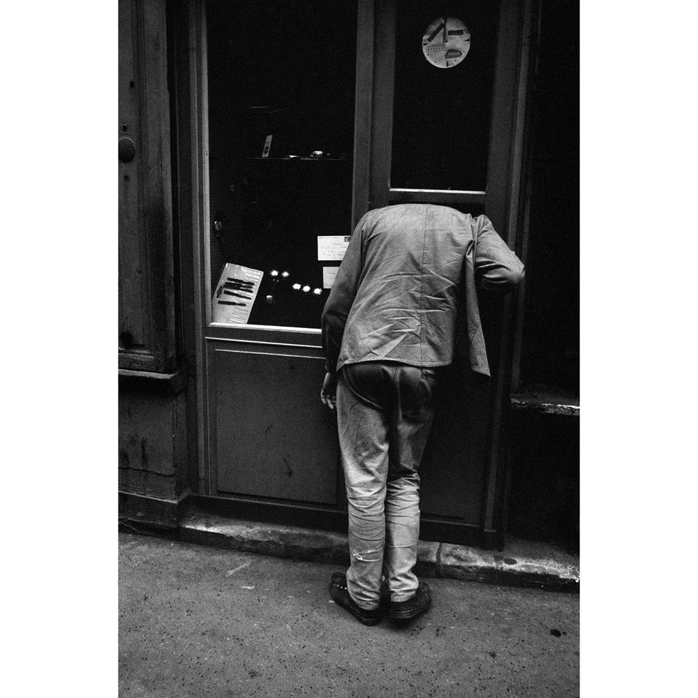 Richard Kalvar. Paris - 1966