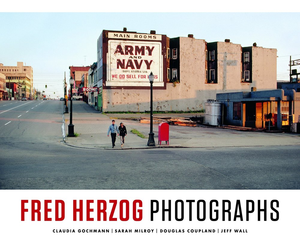 Fred Herzog - Photographs   Ian Weldon