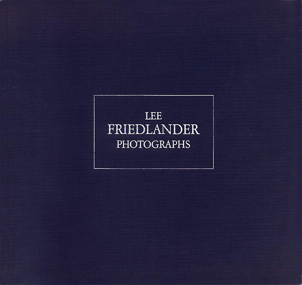 Lee Friedlander - Photographs   David Carol