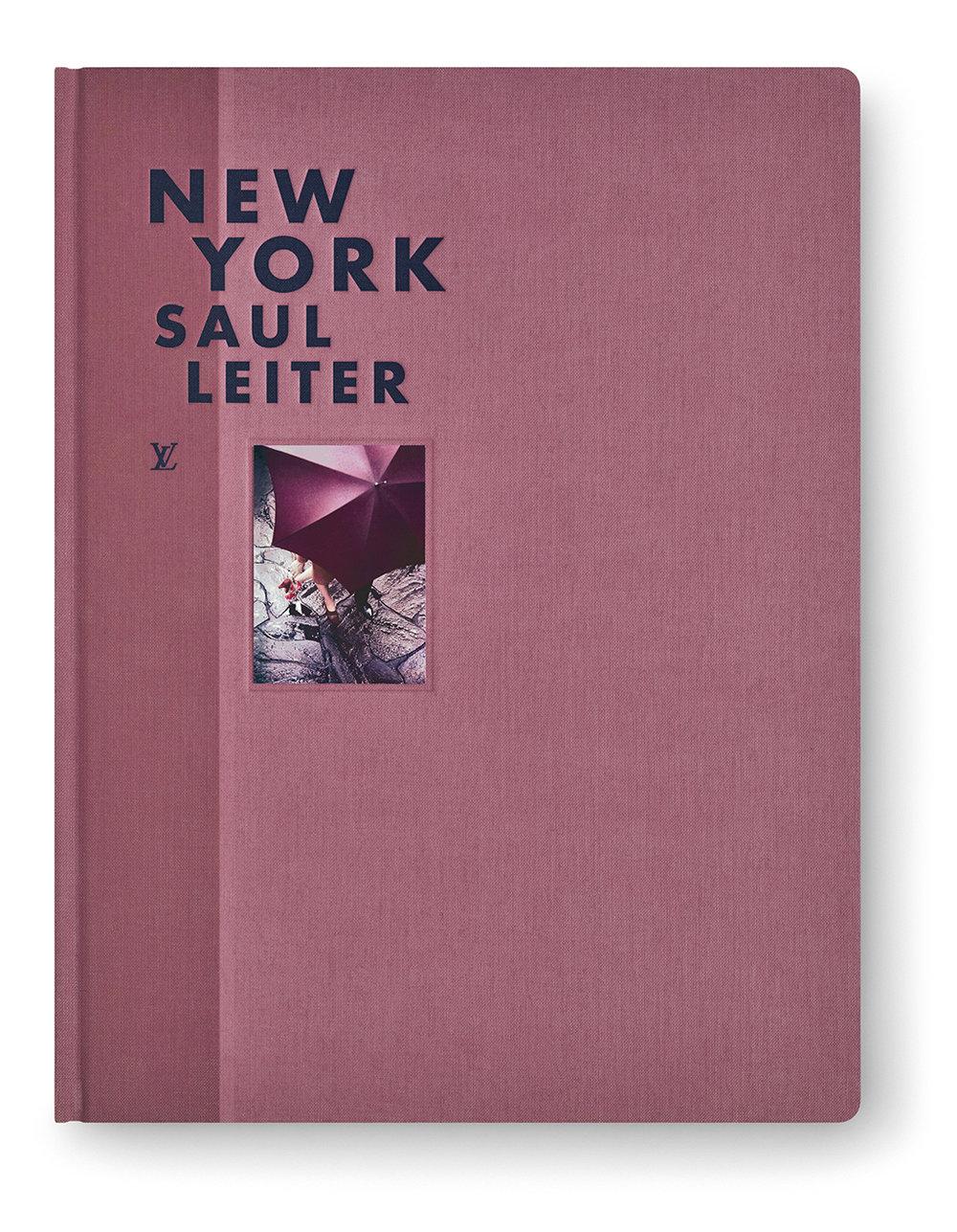 Saul Leiter (Louis Vuitton) - New York   Melissa Breyer
