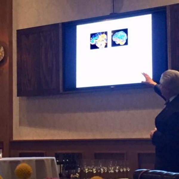 Pam Johnson fMRI trial