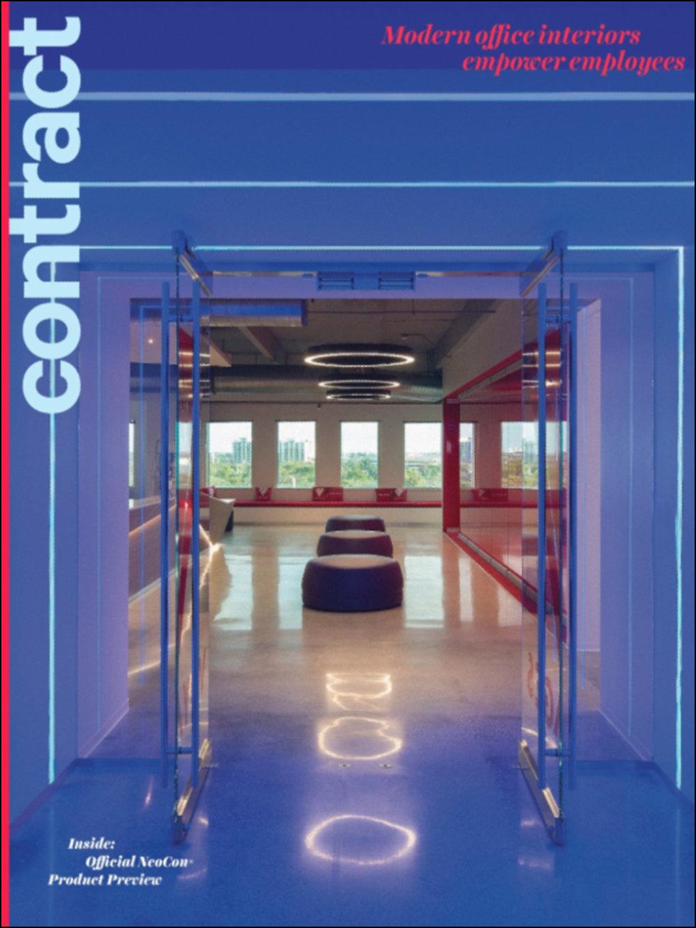 Contract Magazine -