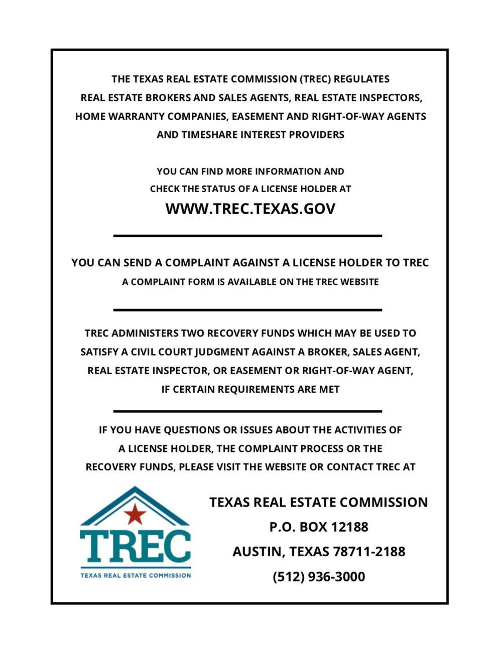 Trec Consumer Notice.jpg