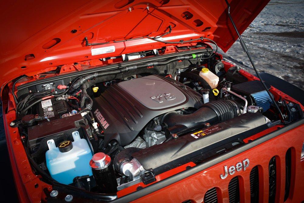 5.7L Hemi V8 -