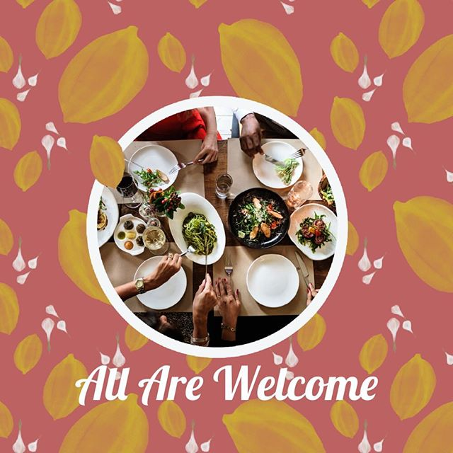 All are welcome at our table. Join us this Sunday for our first annual spring fundraiser 🍽 #allarewelcome #sundayfunday #community #fundraiser #provisioncommunityrestaurant Sunday, April 28 11am - 3pm at @pinstripesbbb  Visit our website for more details. Link in bio.