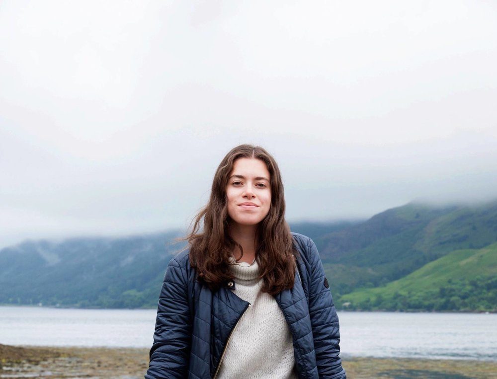 Gabriela Flax - Gabriela is currently a Master's student at The London School of Economics where she studies AI management and systems design. Prior to LSE, Gabriela studied Geography and Arabic and has always been passionate  about the sustainability in the urban environment. As you can see from her photo, she likes wool jumpers and Scottish lochs!