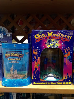 Sea-Monkeys Ocean Zoo and Magic Castle   Paper Bear   $14.50 & $22.00