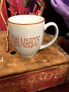 """Floatin Through Life"" Mug   Barefoot   $15.95"