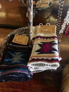 Fingerless Gloves   River Rose   $12.00