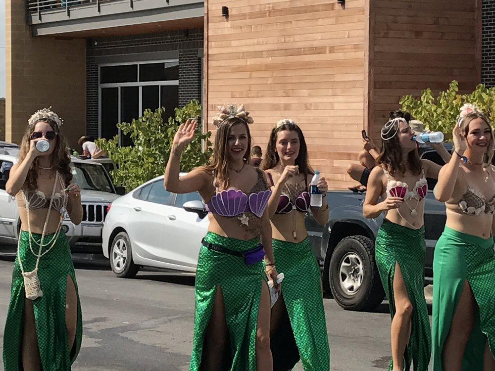 Mermaids at Parade 2017.JPG