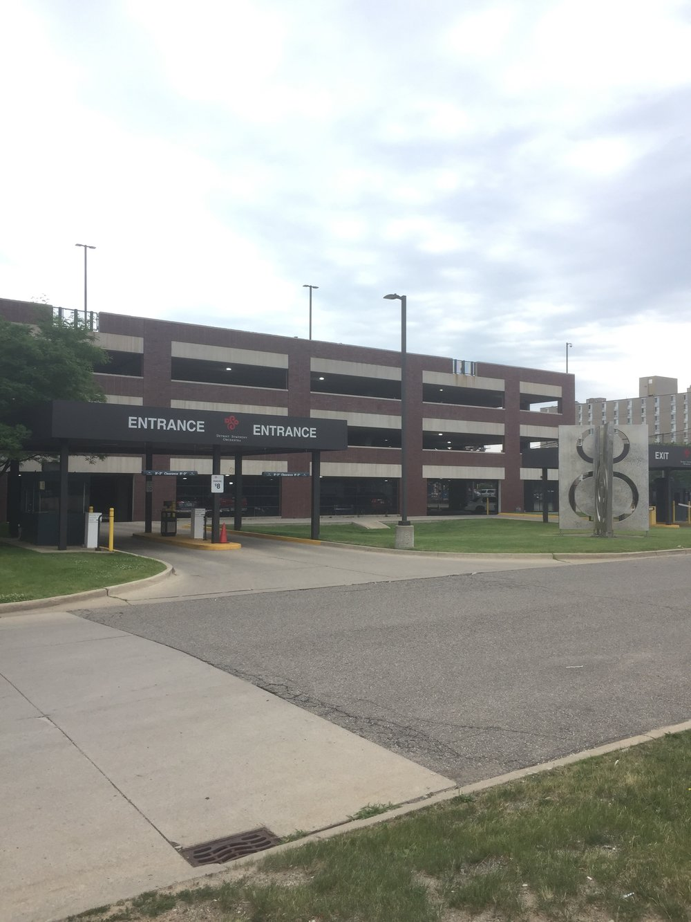 We offer validated parking at the   DSO Parking Garage on 81 Parsons St  , which is between the Woodward and Cass intersections. Make sure to bring your ticket in so we can validate it!