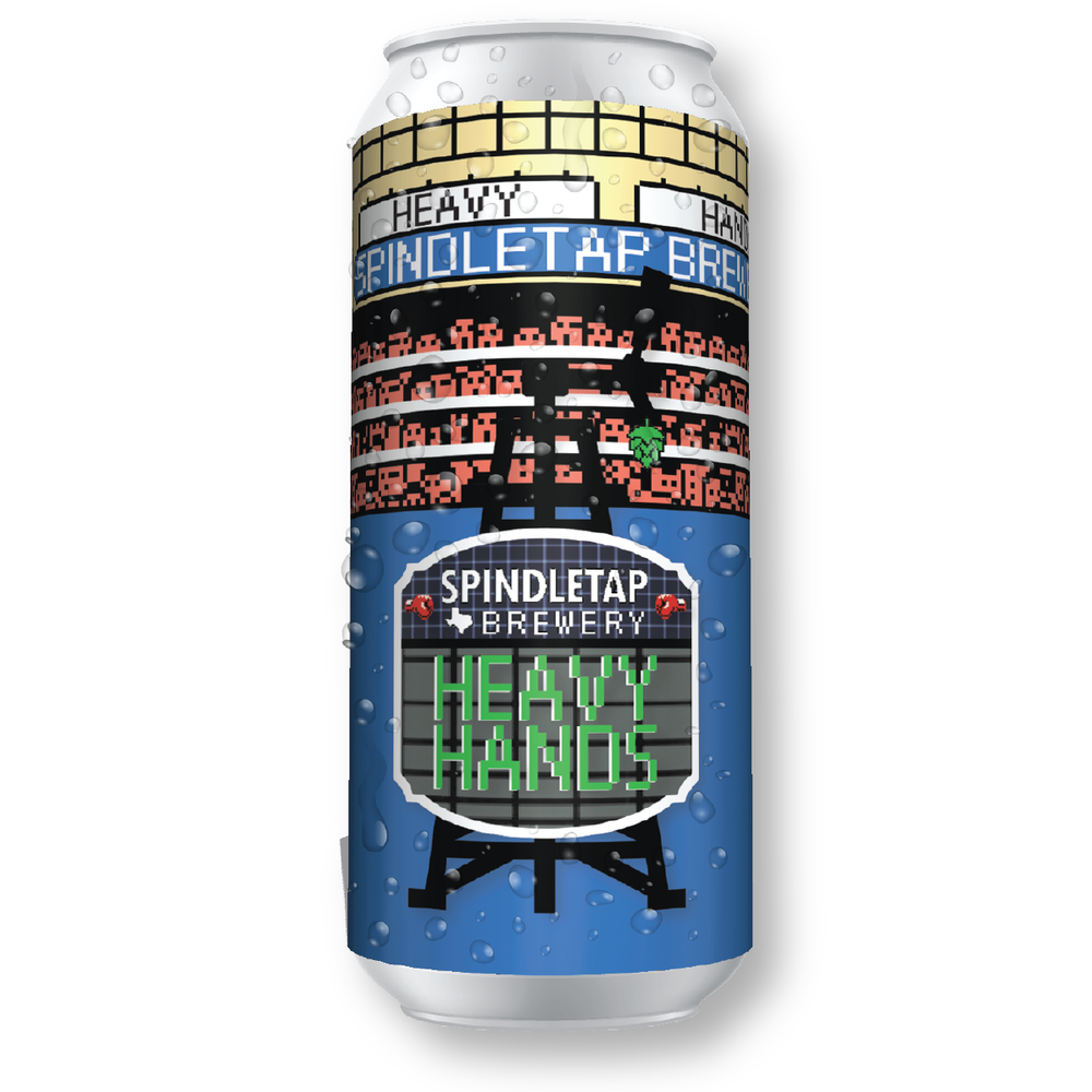 Heavy Hands - Double IPA