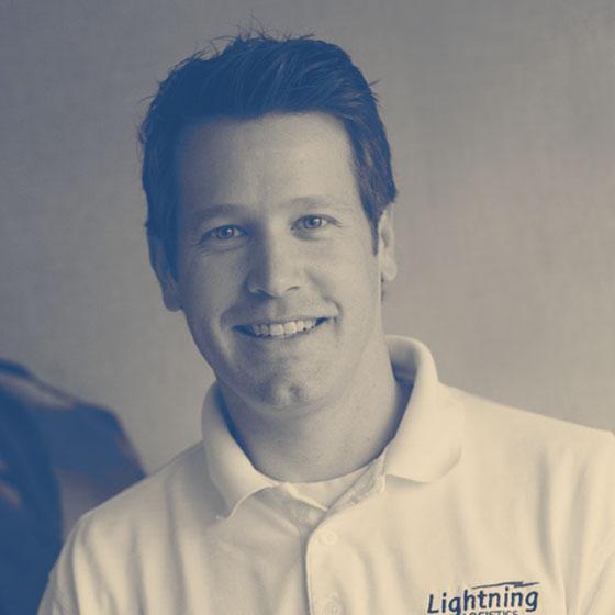 DAVID MILLER - Founder and CFO