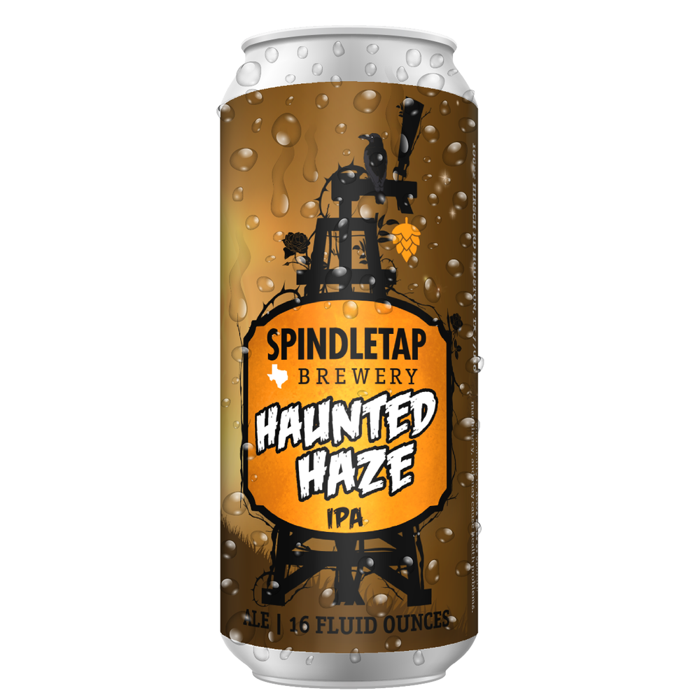 Haunted Haze - IPA