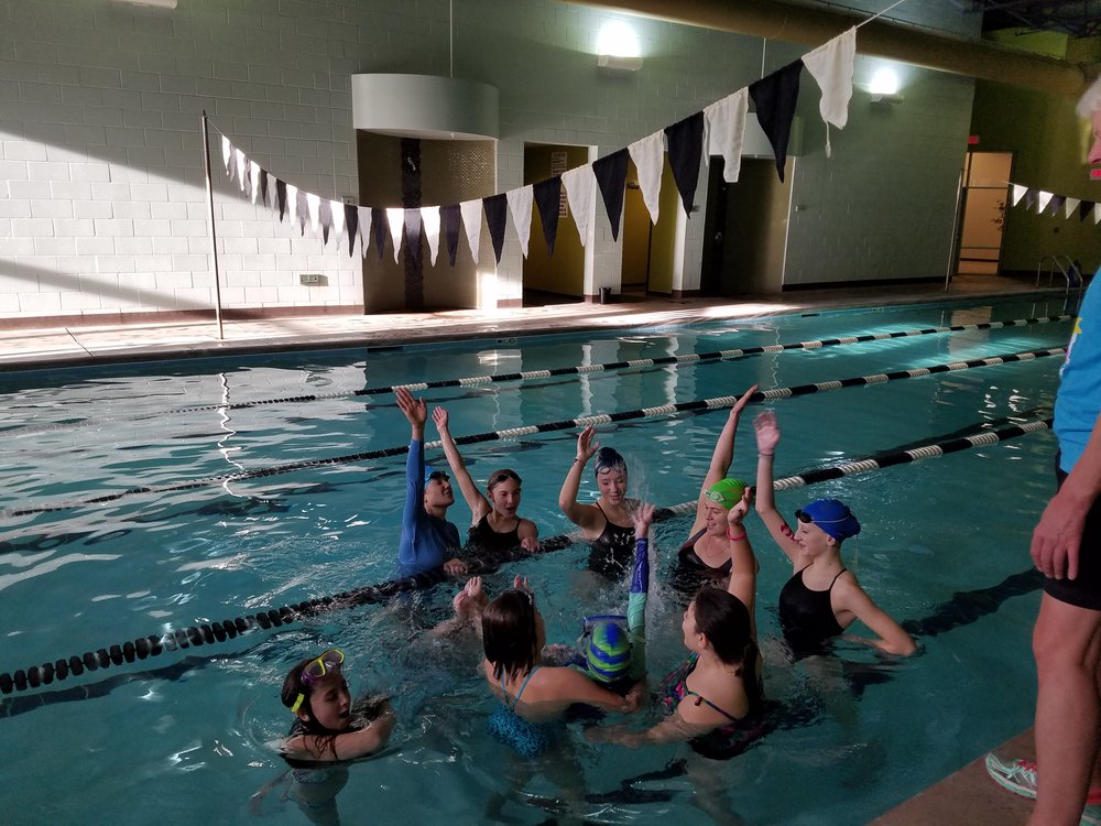 Girls enjoyed swim lessons during the Fall 2017 session with the help of Ann Gilbert, the  Montana Women's Triathlon , and  Capital City Health Club .