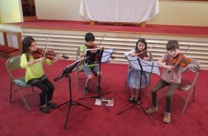 Violin Quartet