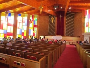 The Sanctuary at Convergence