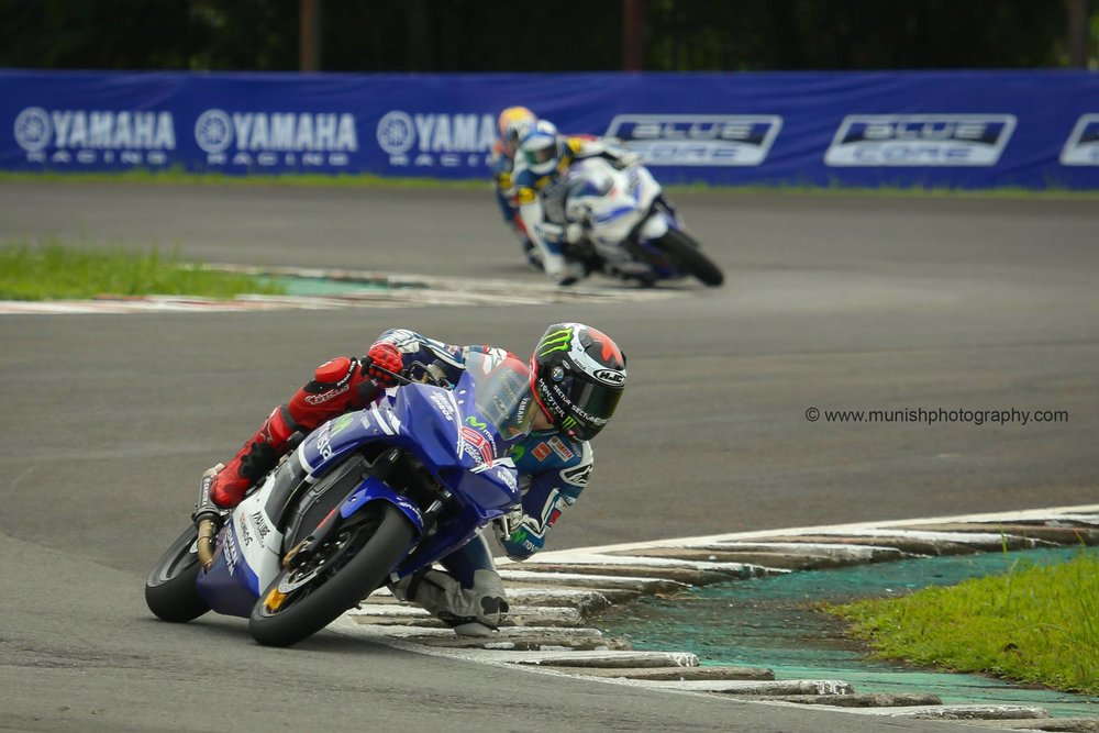 Jorge  Lorenzo @ Sentul Racing Track, Indonesia