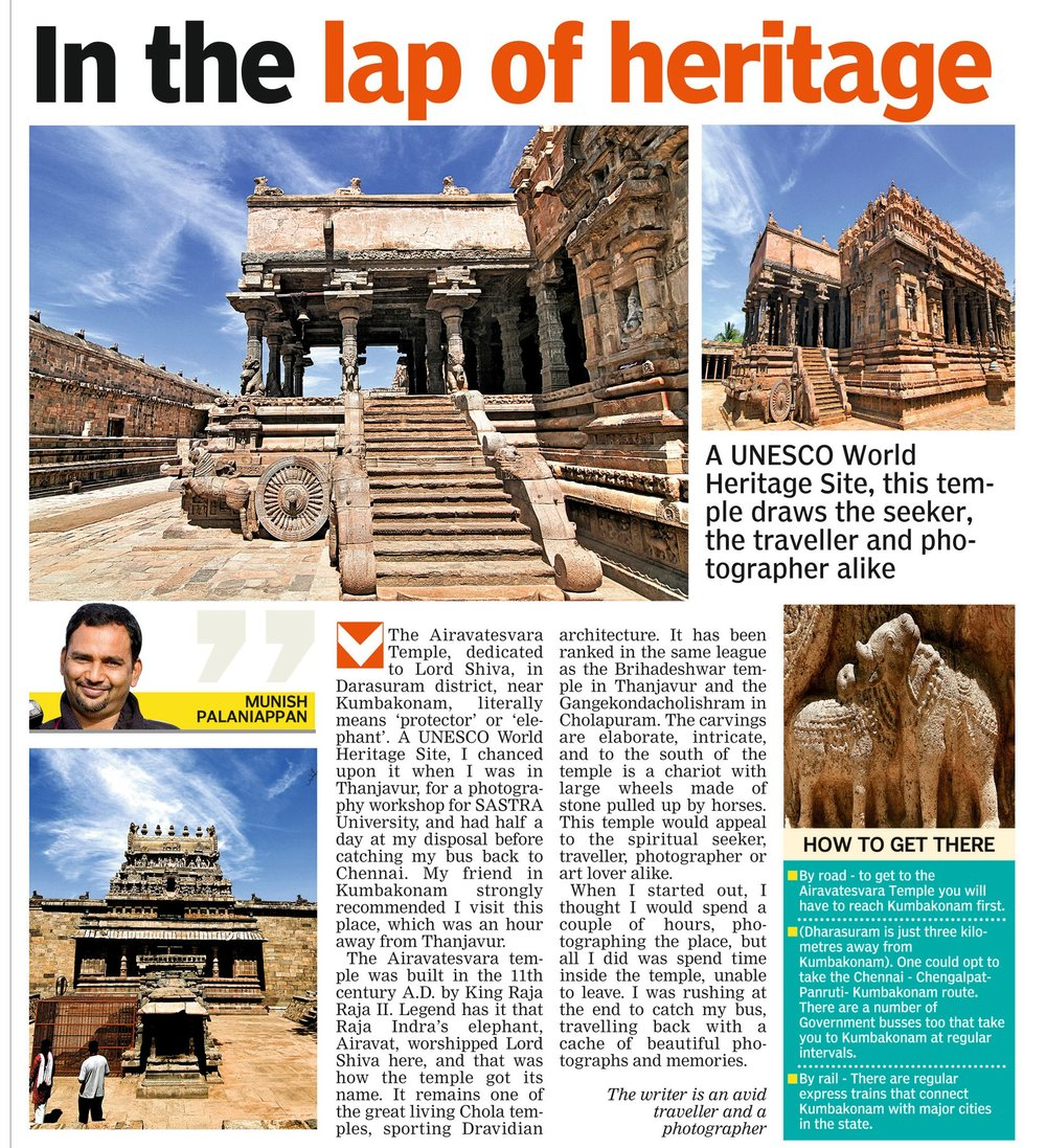 Travel page - Decan Herald