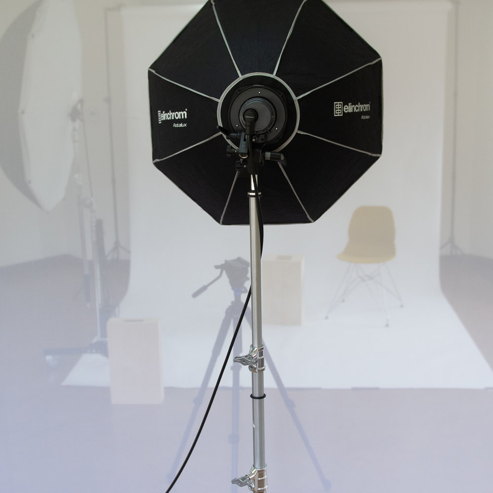 Now Open!   - Come experience our new photo studio - equipped with a seamless backdrop, Avenger C-Stands, Elinchrom lights and softboxes, plus assorted grip.We also have a range of Nikon and Sony equipment suitable for both still and video work.Please contact us to discuss your needs.