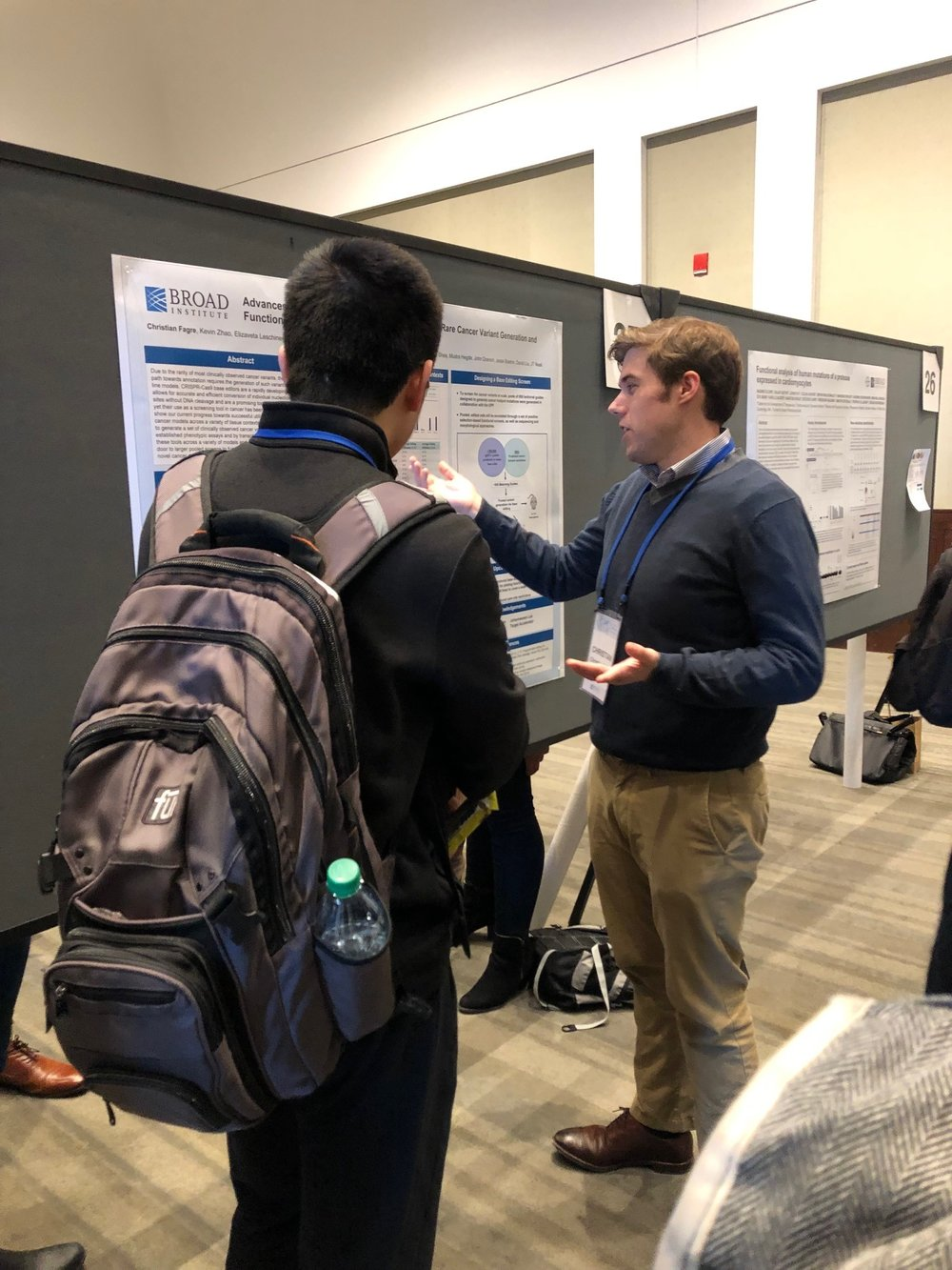 2018 Broad Retreat poster session