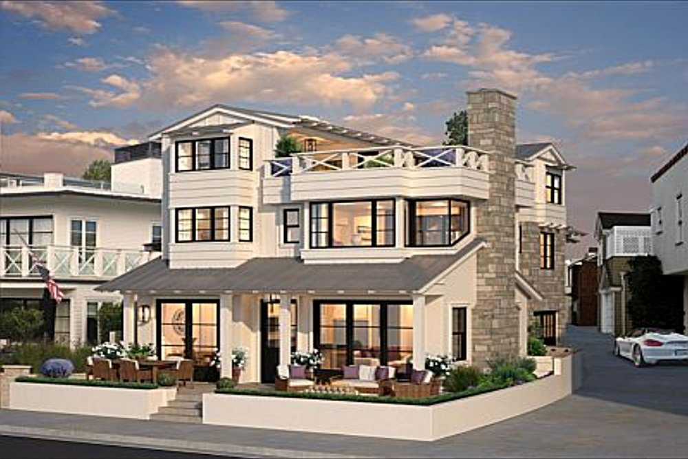 Coming Soon: 108 Topaz, Newport Beach $4,095,000  4 Bedroom | 4.5 Bathroom | 2,409 square feet | Elevator | Roof-top deck