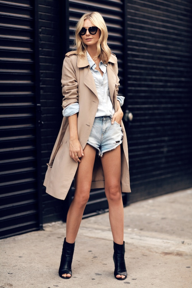 Le-Fashion-Blog-Trench-Coat-Cut-Off-Denim-Shorts-Open-Toe-Boots-Via-Jess-Stein-Tuula-Vintage